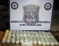 Bolu'da Bir Yıl İçinde Kilolarca Uyuşturucu Yakalandı