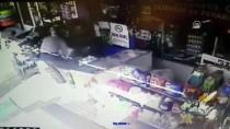 Ceviz Hırsızlığı Güvenlik Kamerasında