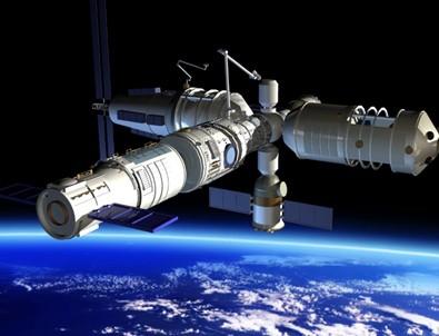 Çin'in kontrolden çıkan uzay istasyonu Dünya'ya düşecek