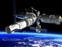 UZAY İSTASYONU - Çin'in kontrolden çıkan uzay istasyonu Dünya'ya düşecek