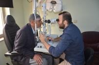 Cizre'de İlk Defa Dikişsiz Göz Merceği Ameliyatı Yapıldı