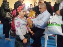 KARAAHMETLI - Çocuklar Artık Üşümeyecek