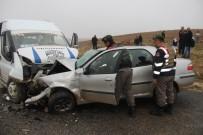 Diyarbakır'daki Kazada Yaralanan Kadın Hayatını Kaybetti