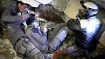 REJIM - Doğu Guta'daki Saldırılarda 20 Sivil Öldü