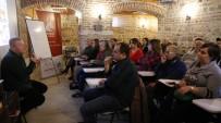 SÜRMANŞET - Edirne Akademi'de Eğitimler Devam Ediyor