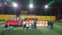 ALİ GÜVEN - Efeler Taraftar Derneği'nin Düzenlediği Turnuvada İlk Maçlar Tamamlandı