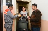 BUZDOLABı - Elektronik Atıklar Çevreci Komşu Kart'ta
