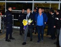 OZAN TUFAN - Fenerbahçe, Antalya'ya Geldi