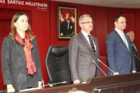 HÜSEYIN YıLMAZ - Gebze'de Yılın İlk Meclisi Yapıldı