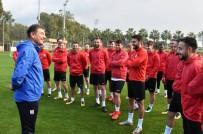 GİRAY BULAK - Giray Bulak, Balıkesirspor'da Göreve Başladı