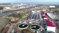Giresun'un İlk 'Biyolojik Atık Su Arıtma Tesisi' Bulancak'ta Kuruldu