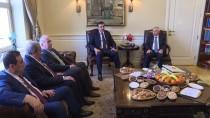 İSTANBUL TICARET ODASı - Gümrük Ve Ticaret Bakanı Tüfenkci İTO'yu Ziyaret Etti