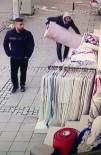 Güvenlik Kamerasını Görmelerine Rağmen Hırsızlıktan Vazgeçmediler