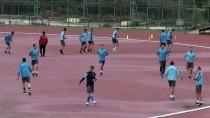 MERKEZ HAKEM KURULU - Hakemler, FIFA Atletik Testi'ne Katıldı