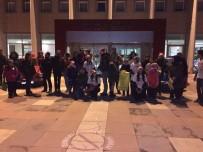 OSMANGAZİ ÜNİVERSİTESİ - Hastanede Yatan Çocukları Yeni Yılda Yalnız Bırakmadılar