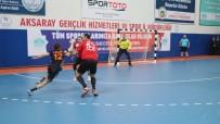 ÇETIN ÇELIK - Hentbol 2019 Dünya Şampiyonası Avrupa Elemeleri Açıklaması Türkiye Açıklaması 30 - Hollanda Açıklaması 27