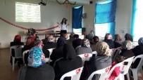 ÖFKE KONTROLÜ - Hisarcık'ta Bayan Kursiyere 'Aile İçi İletişim' Semineri