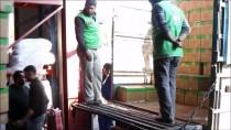 TIBBİ MALZEME - İHH'den İdlib'deki Hastanelere Serum Desteği