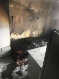 Isparta'da Öğrenci Apartında Tüp Patladı, 1 Öğrenci Ağır Yaralandı