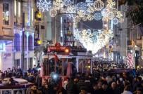 ATATÜRK KÜLTÜR MERKEZI - İstanbul'un Alışveriş Caddelerinde Son Durum