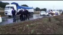 Kahramanmaraş'ta feci kaza: 1 ölü, 2 yaralı