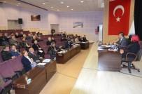 NECİP FAZIL KISAKÜREK - Kartepe Belediyesi 2018'İn İlk Meclis Toplantısını Gerçekleştirdi