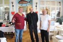ÖNDER COŞĞUN - Kaymakam Coşğun'dan Geleneksel Türk Mutfağı'na Destek