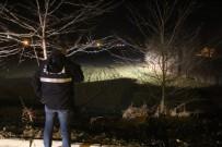 İZZET BAYSAL DEVLET HASTANESI - Kıskanç Sevgili Tarlada Bıçakla Saldırdı Ardından Da ...