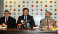 DÜNYA EKONOMİSİ - Kocasert Açıklaması 'Denizli Ekonomisi Yüzde 14 İhracat Artışı İle Türkiye Ortalamasını Geçti'