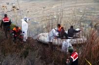 KÖMÜR OCAĞI - Kömür Ocağı Havzasındaki Su Birikintisinde Ceset Bulundu