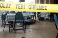 İZZET BAYSAL DEVLET HASTANESI - Konya'da Kahvehanede Silahlı Kavga Açıklaması 1 Ölü, 1 Yaralı