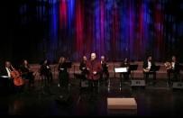 ALI RıZA BEY - Küçükçekmece Musiki Derneği'nden 21'İnci Yıl Özel Konseri