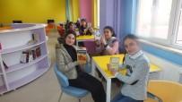 Malazgirt'te Kütüphaneye Açıldı