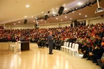 İBRAHİM SÖZEN - Manavgat Belediyesi'nden Taşeronlara Kadro Semineri