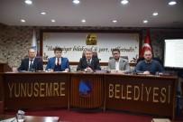 HÜSEYİN KÖROĞLU - Meclis, Başkan Çerçi'ye Kredi Kullanma Yetkisi Verdi