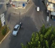 EMNIYET KEMERI - Mersin'deki Trafik Kazaları MOBESE'de