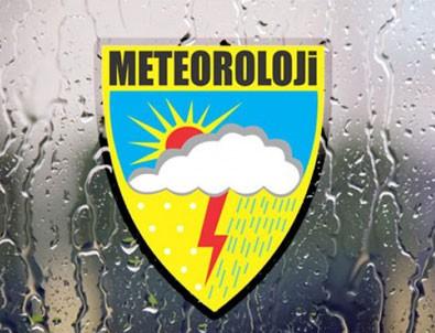 Meteoroloji'den 4 il için şiddetli yağış uyarısı