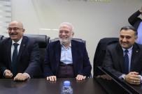 MUSTAFA ELİTAŞ - 'MHP İle İttifakımız Koltuk Ve Seçim İttifakı Değil'