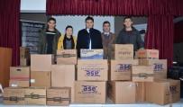 FERIŞTAH - Milas'ta Kış Mevsiminde Yürekleri Isıtan Proje