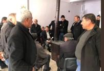İBRAHIM AYDEMIR - Milletvekili Aydemir Hınıslılarla Buluştu