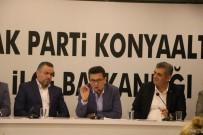 KONYAALTI SAHİLİ - Milletvekili Uslu Açıklaması 'Konyaaltında Tüm Gönülleri Kazanacağız'