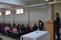 CEBRAIL - Müftü Yıldırım Açıklaması 'Hem Aile Hem De Okul Hayatımızda Kur'an'a Uymalıyız'