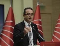 Murat Hazinedar'ın görevden uzaklaştırılmasına CHP'den ilk tepki