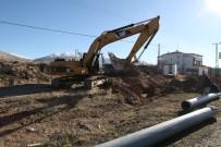 ASBEST - Niğde Belediyesi Altyapı Çalışmalarına Devam Ediyor