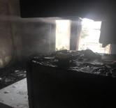 Öğrenci Apartında Tüp Patladı Açıklaması 1 Öğrenci Ağır Yaralandı