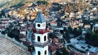 (Özel) 726 Yıllık Osmanlı Tarihini Yaşatan Göynük Havadan Görüntülendi