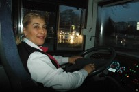 KADIN ŞOFÖR - Kadınlara Özel Otobüse Kadın Şoför