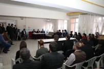 Petek'ten ASP İl Müdürlüğü'ne Taşeron Bilgilendirme Ziyareti