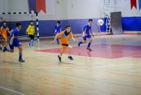 YEŞILTEPE - Salon Futbolunda Şampiyonlar Belli Oldu