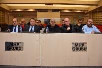 MUSTAFA ZEYBEK - Şehzadeler Meclisinden Merhum Başkan Adil Aygül'e Vefa